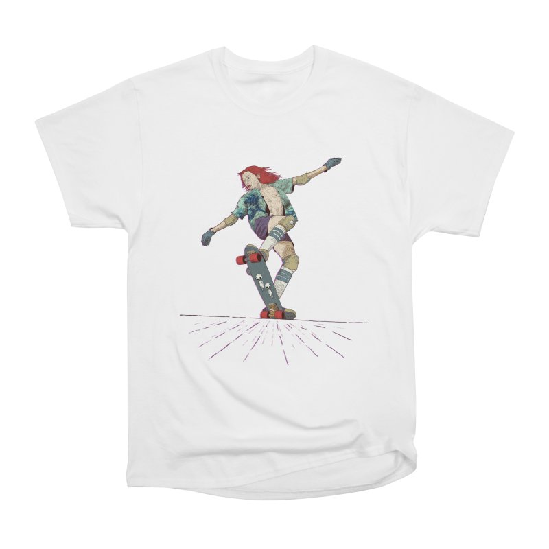 Skater Red Men's T-Shirt by · STUDI X-LEE ·