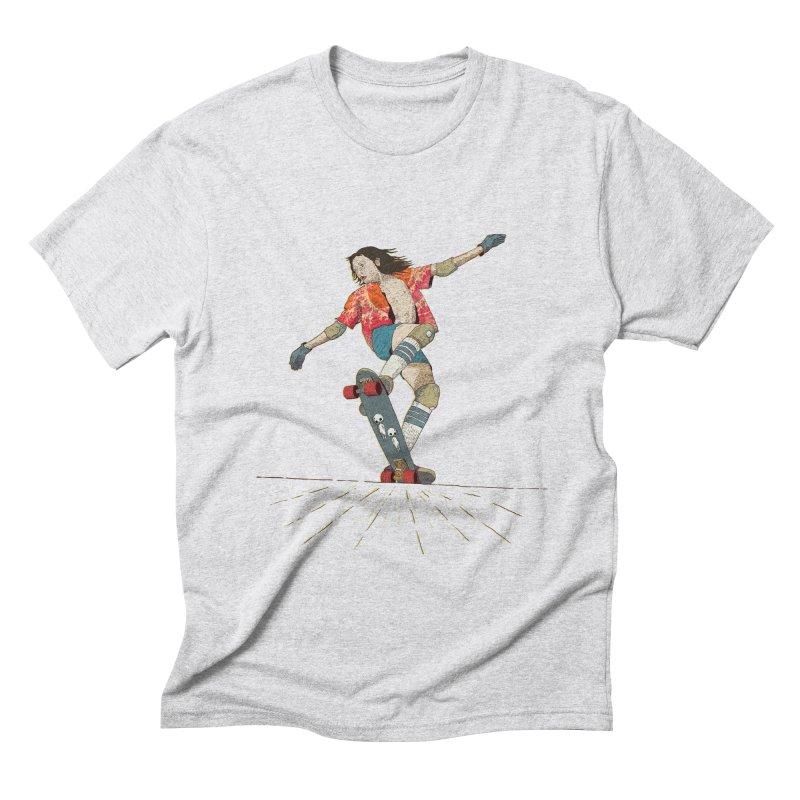 Skater Negra Men's T-Shirt by · STUDI X-LEE ·
