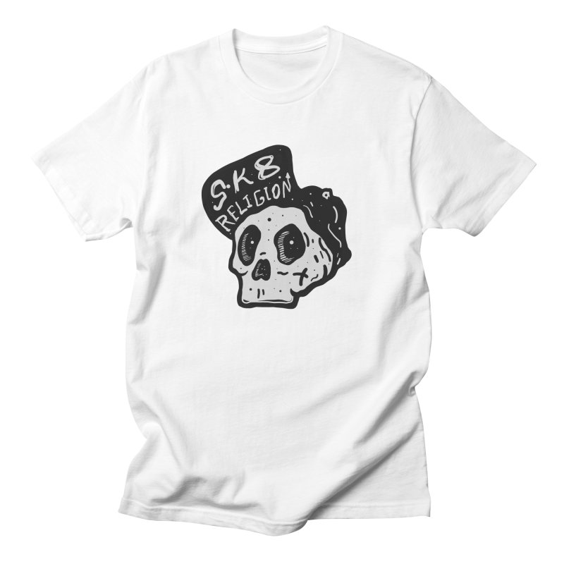 SK8 RELIGION Women's T-Shirt by · STUDI X-LEE ·