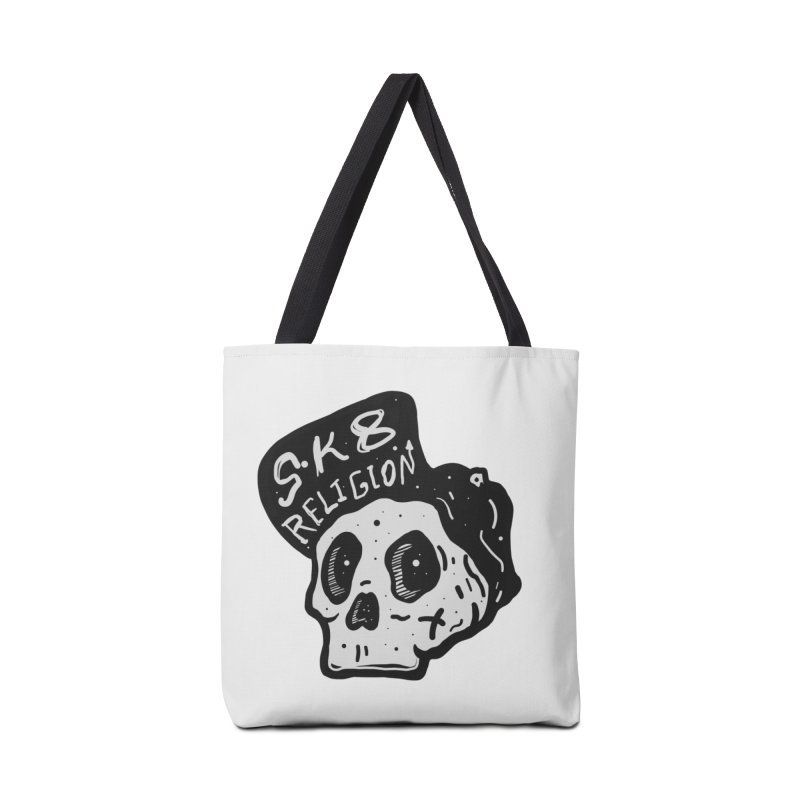 SK8 RELIGION Accessories Bag by · STUDI X-LEE ·