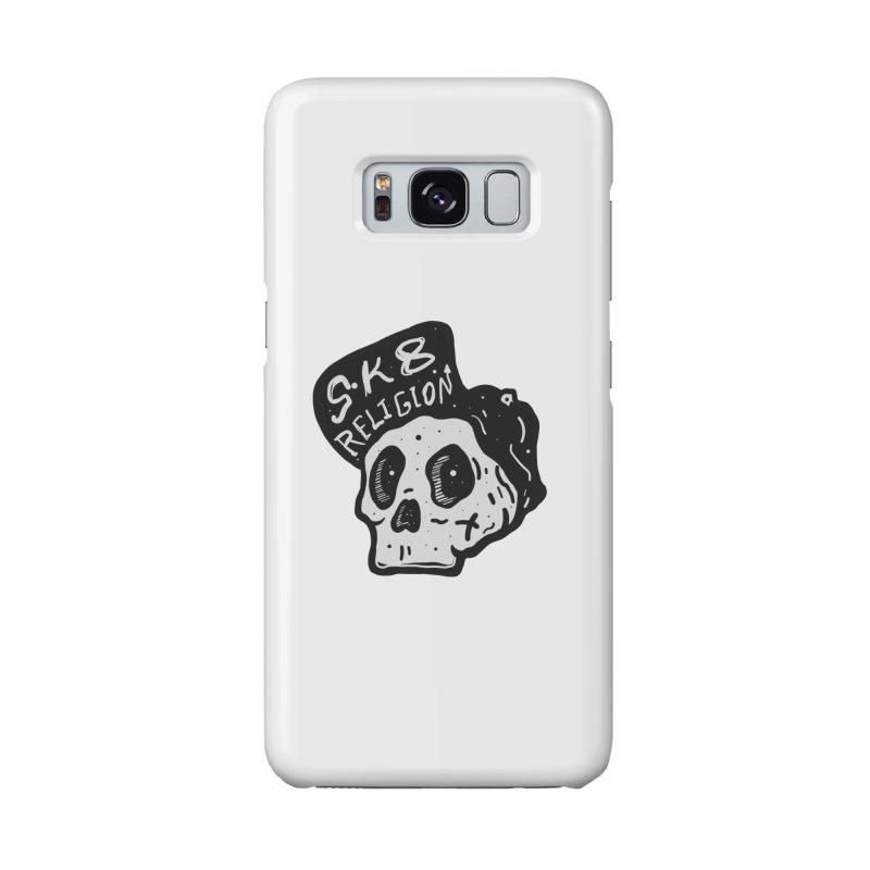 SK8 RELIGION Accessories Phone Case by · STUDI X-LEE ·