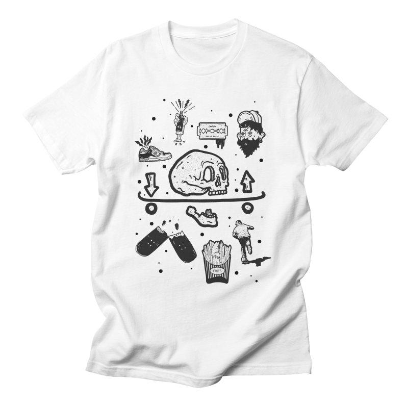 Calavera Pictogrames Women's T-Shirt by · STUDI X-LEE ·