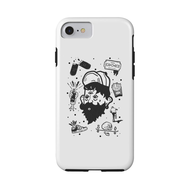 Sk8 Pictograma M01 Accessories Phone Case by · STUDI X-LEE ·