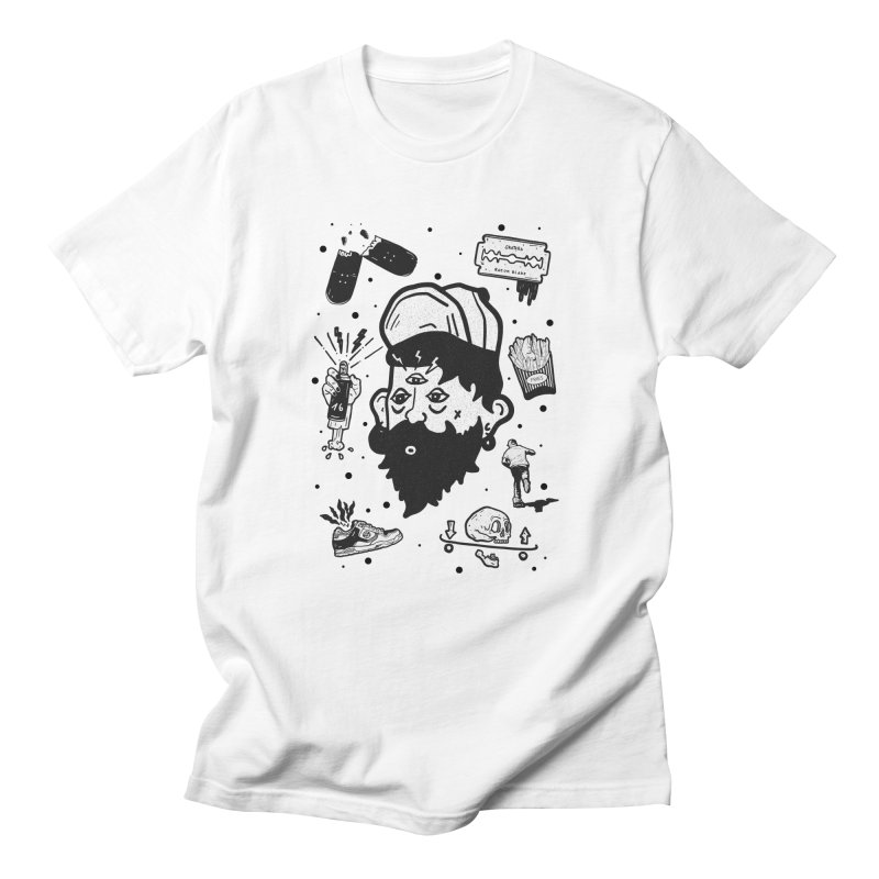 Sk8 Pictograma M01 Men's T-Shirt by · STUDI X-LEE ·