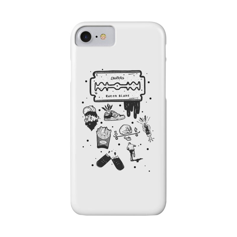 Sk8 Pictogrames M02 Accessories Phone Case by · STUDI X-LEE ·