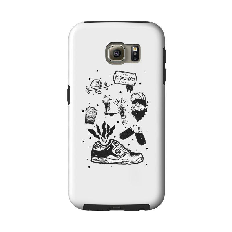 Sk8 pictogrames M03 Accessories Phone Case by · STUDI X-LEE ·