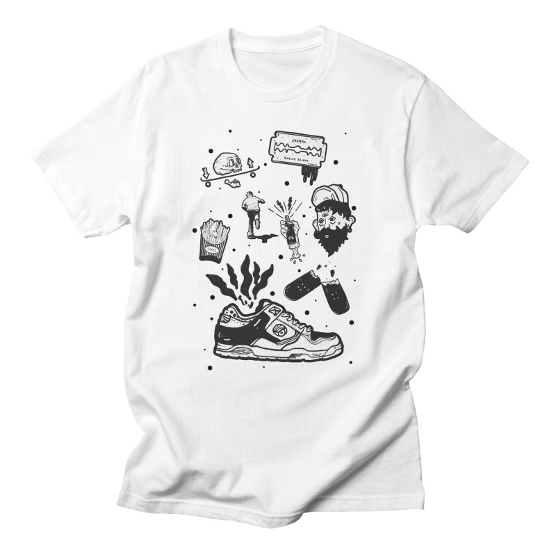 Sk8 pictogrames M03 Men's T-Shirt by · STUDI X-LEE ·