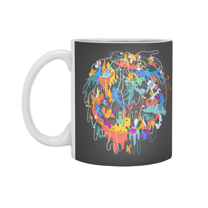ABSTRACTSUMMER Accessories Mug by · STUDI X-LEE ·