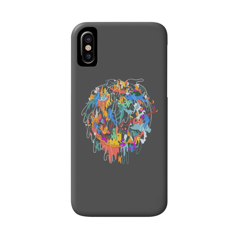 ABSTRACTSUMMER Accessories Phone Case by INK. ALPINA