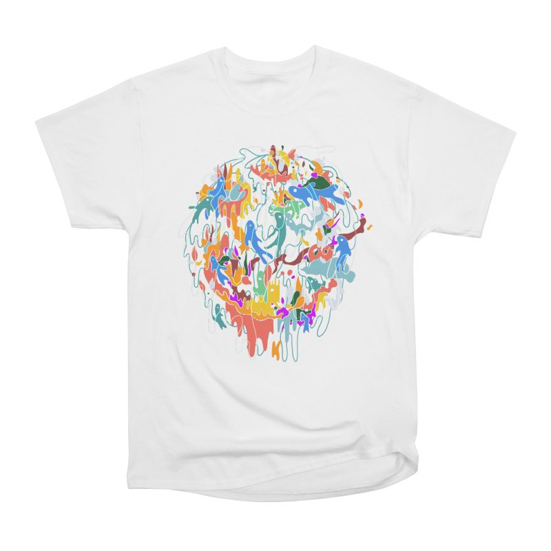 ABSTRACTSUMMER Men's T-Shirt by · STUDI X-LEE ·