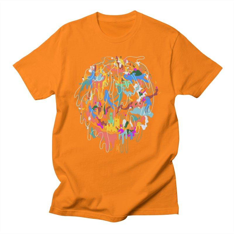 ABSTRACTSUMMER Men's T-Shirt by · STUDI X-LEE ·
