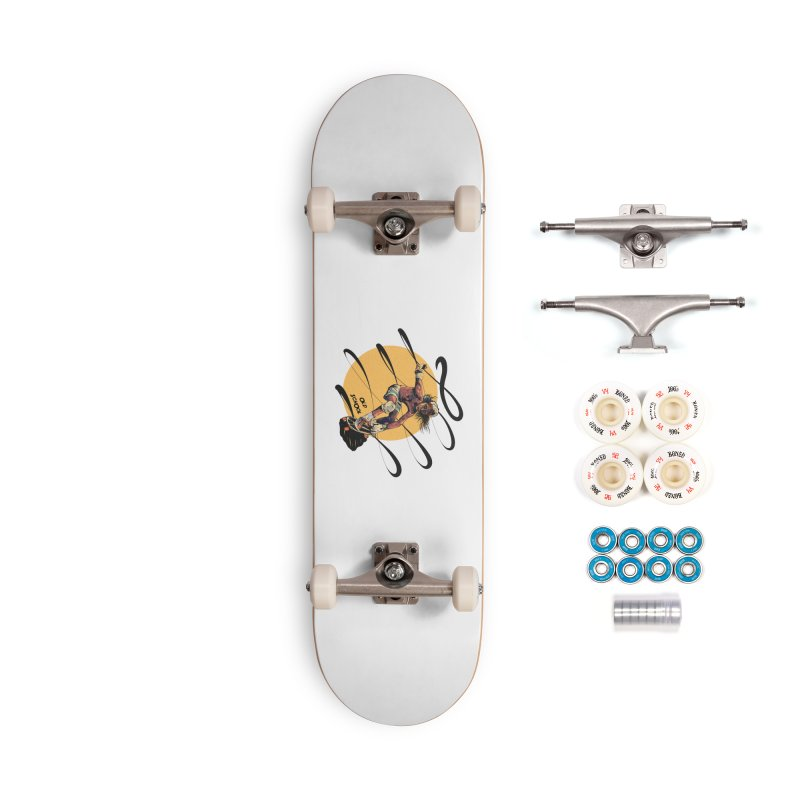 skater80 Accessories Skateboard by · STUDI X-LEE ·