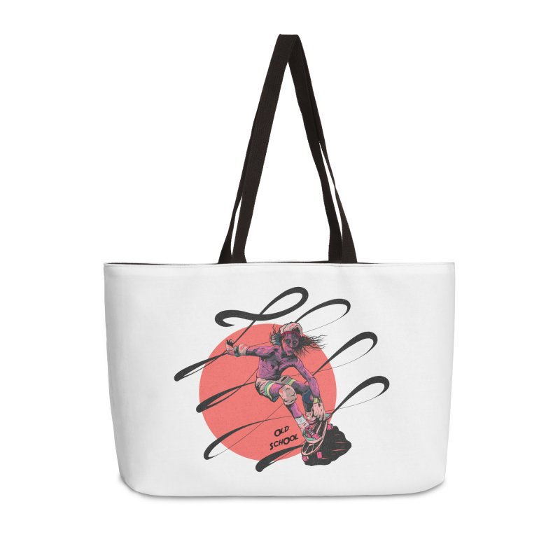 Skater80 Red Accessories Bag by · STUDI X-LEE ·