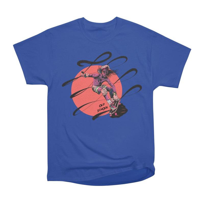 Skater80 Red Men's T-Shirt by · STUDI X-LEE ·