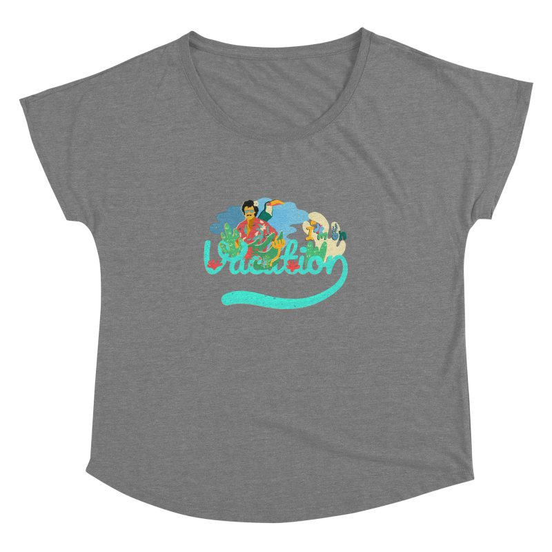 I'm on Vacation Women's Scoop Neck by · STUDI X-LEE ·