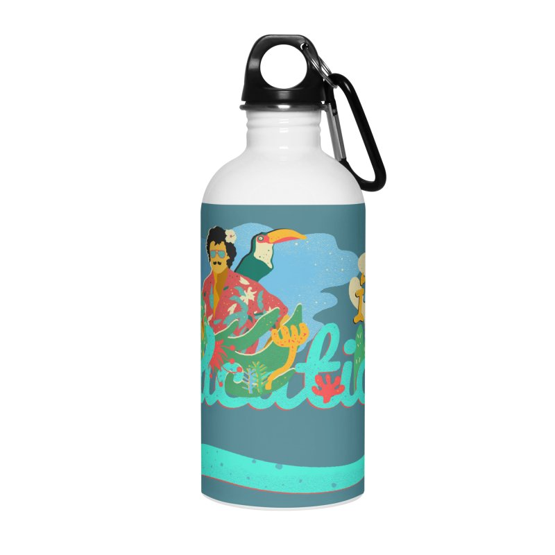 I'm on Vacation Accessories Water Bottle by · STUDI X-LEE ·