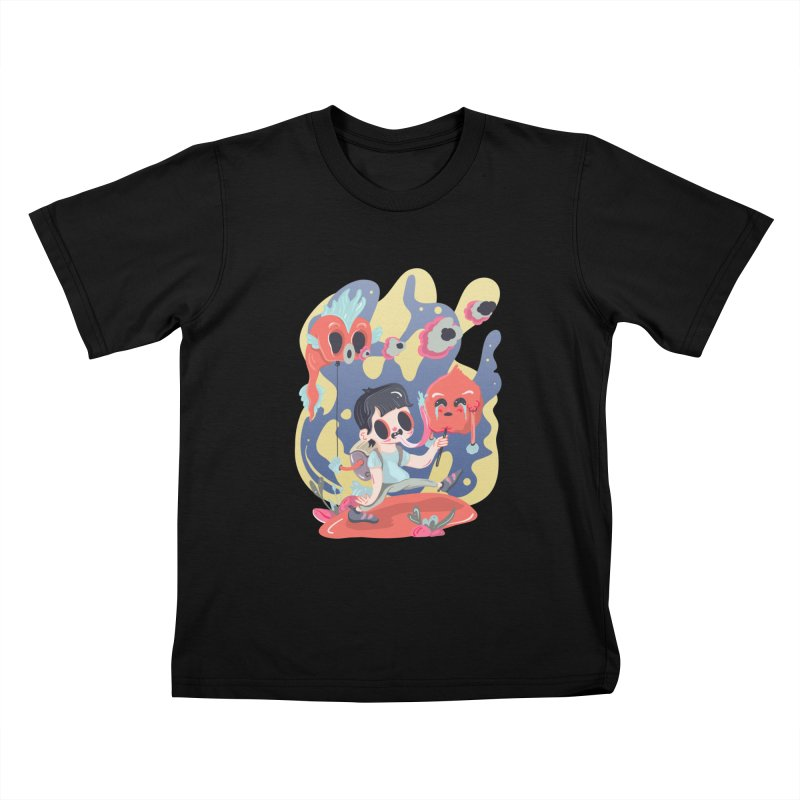 The sugar deborator Kids T-Shirt by · STUDI X-LEE ·