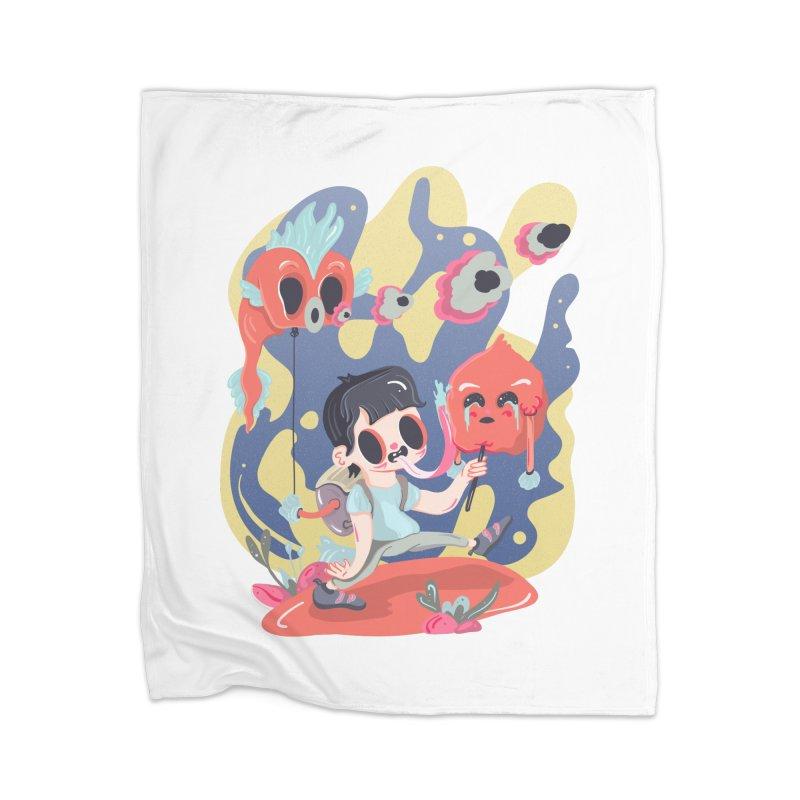 The sugar deborator Home Blanket by · STUDI X-LEE ·