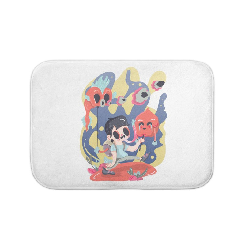 The sugar deborator Home Bath Mat by · STUDI X-LEE ·