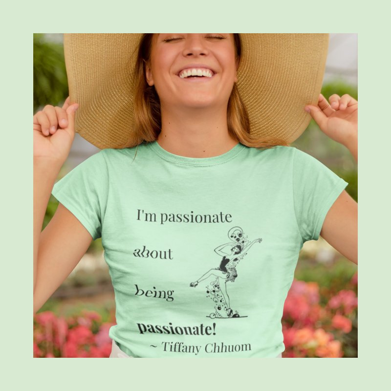 Passionate about being Passionate Men's T-Shirt by XpressYourPower Shop