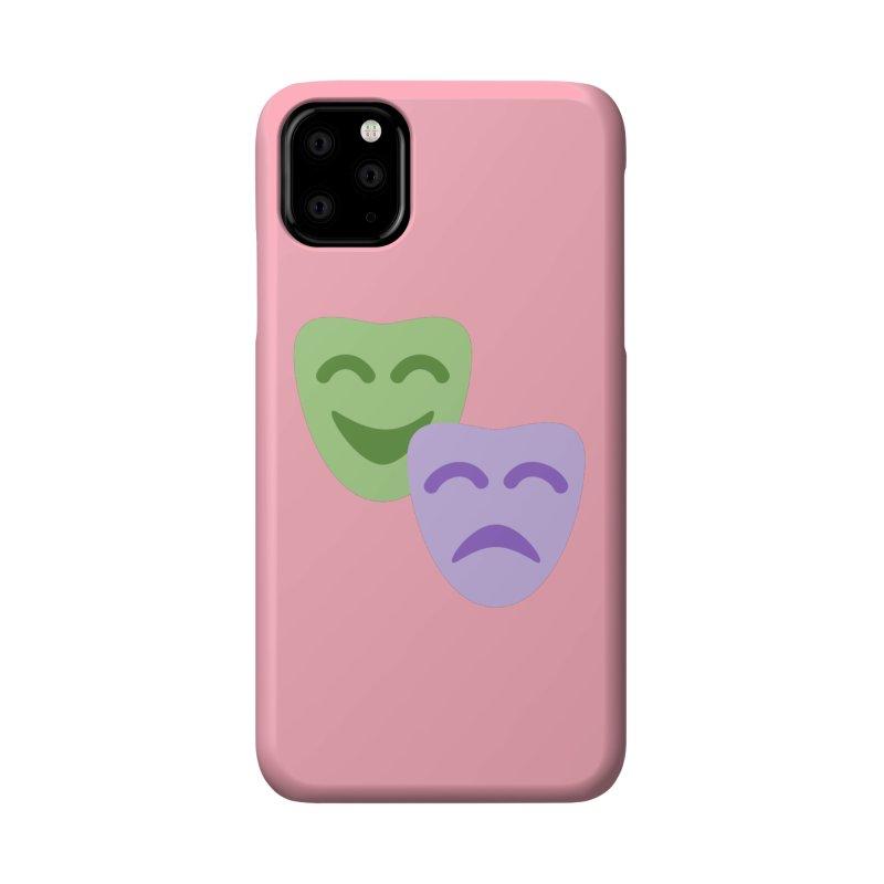 Drama Emoji Accessories Phone Case by XpressYourPower Shop