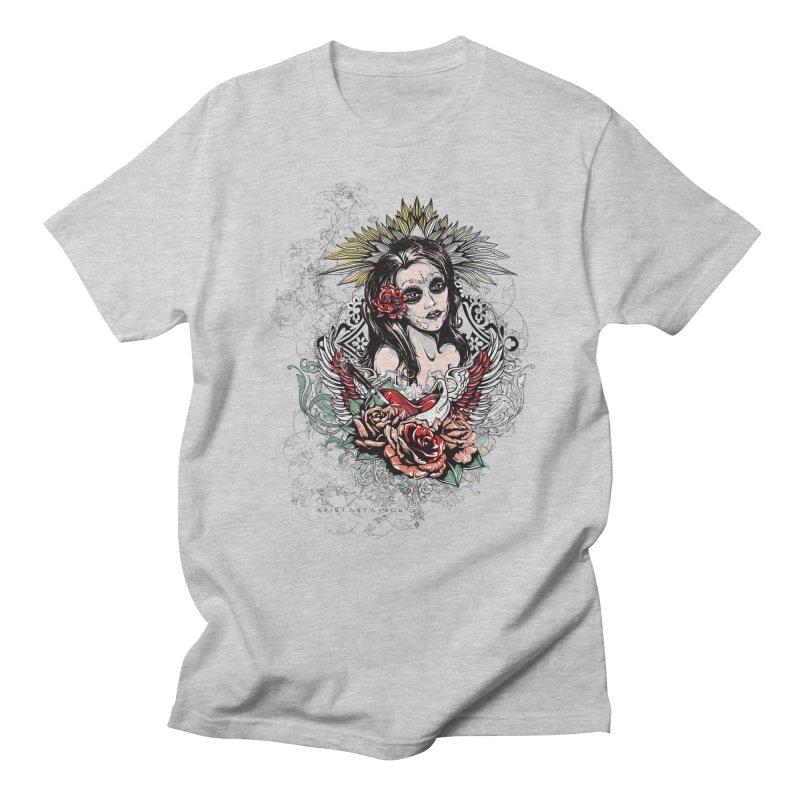 Dead Queen Men's Regular T-Shirt by xristastavrou