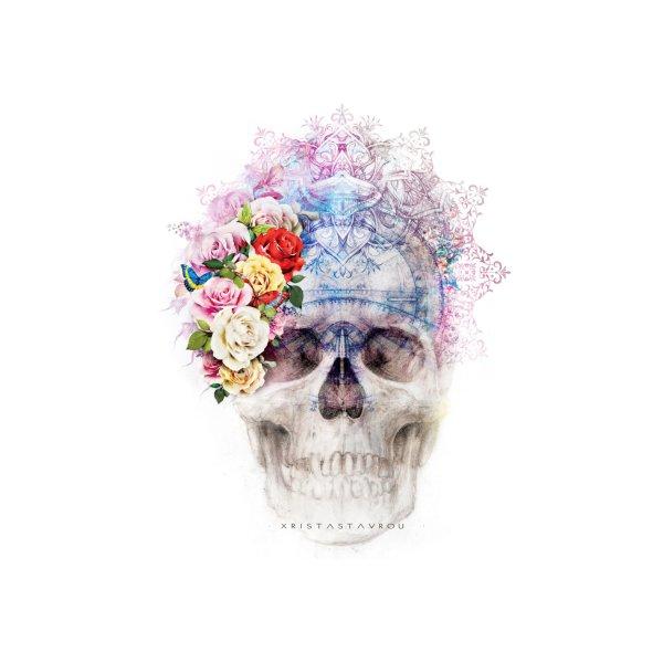 image for Skull Queen with Butterflies