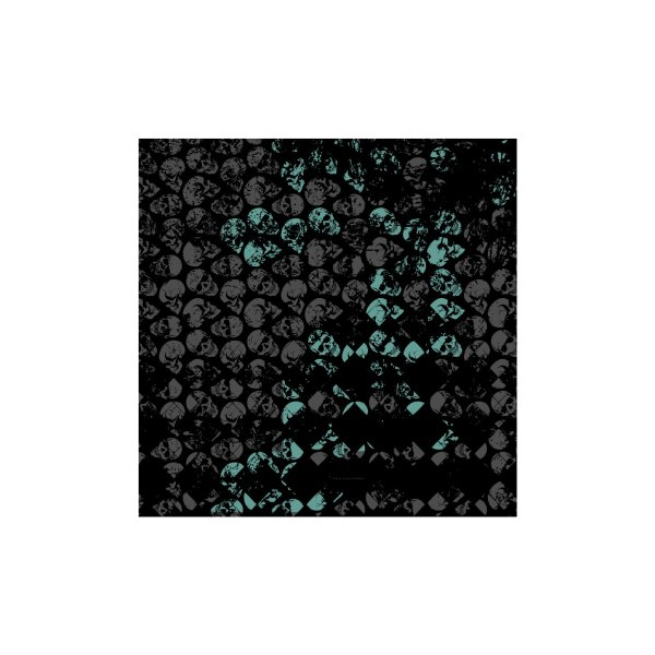 image for Skulls Turquoise