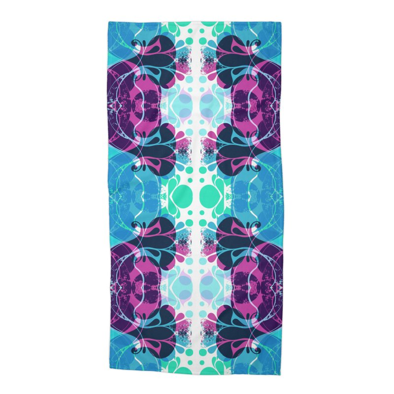 Drops Accessories Beach Towel by xristastavrou