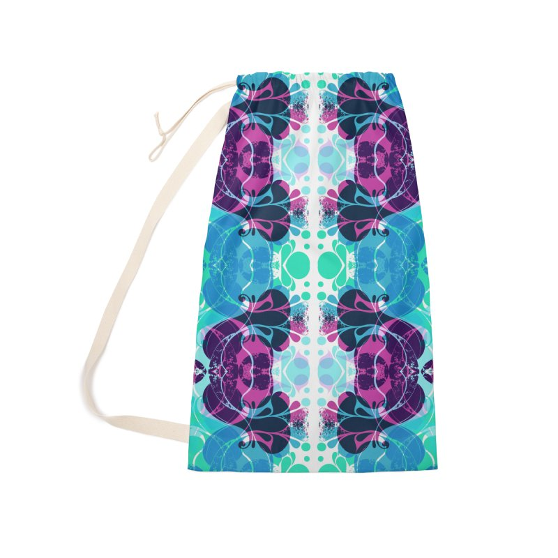 Drops Accessories Laundry Bag Bag by xristastavrou