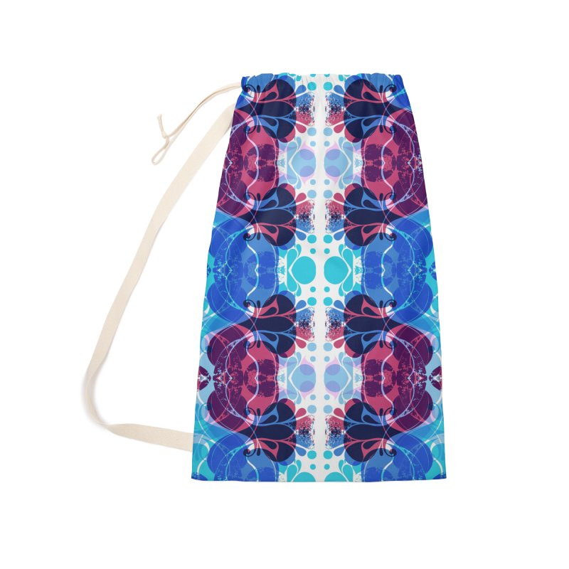 Drops V2 Accessories Laundry Bag Bag by xristastavrou