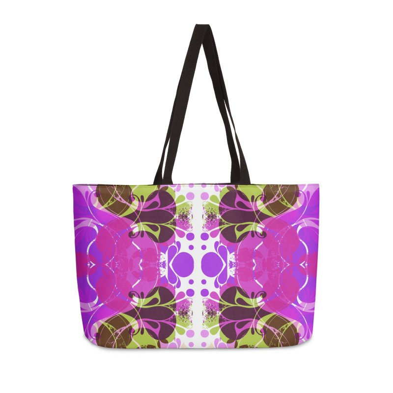 Drops V3 Accessories Weekender Bag Bag by xristastavrou