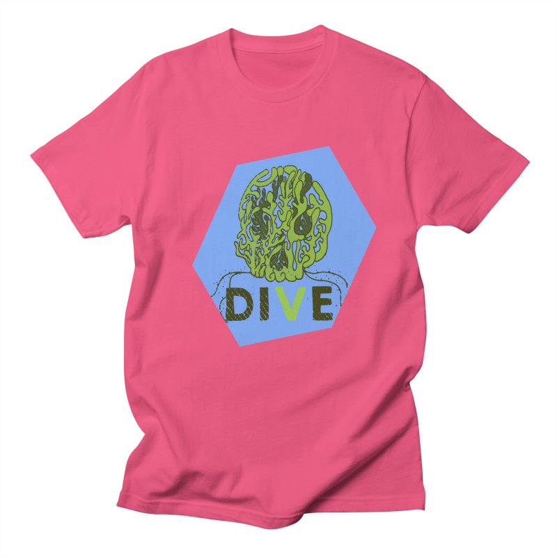 Dive or Die Women's Regular Unisex T-Shirt by Thirty Silver