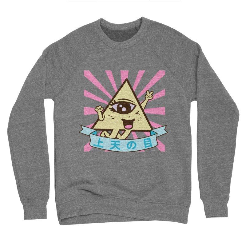 Kawaii of Providence Men's Sponge Fleece Sweatshirt by Thirty Silver