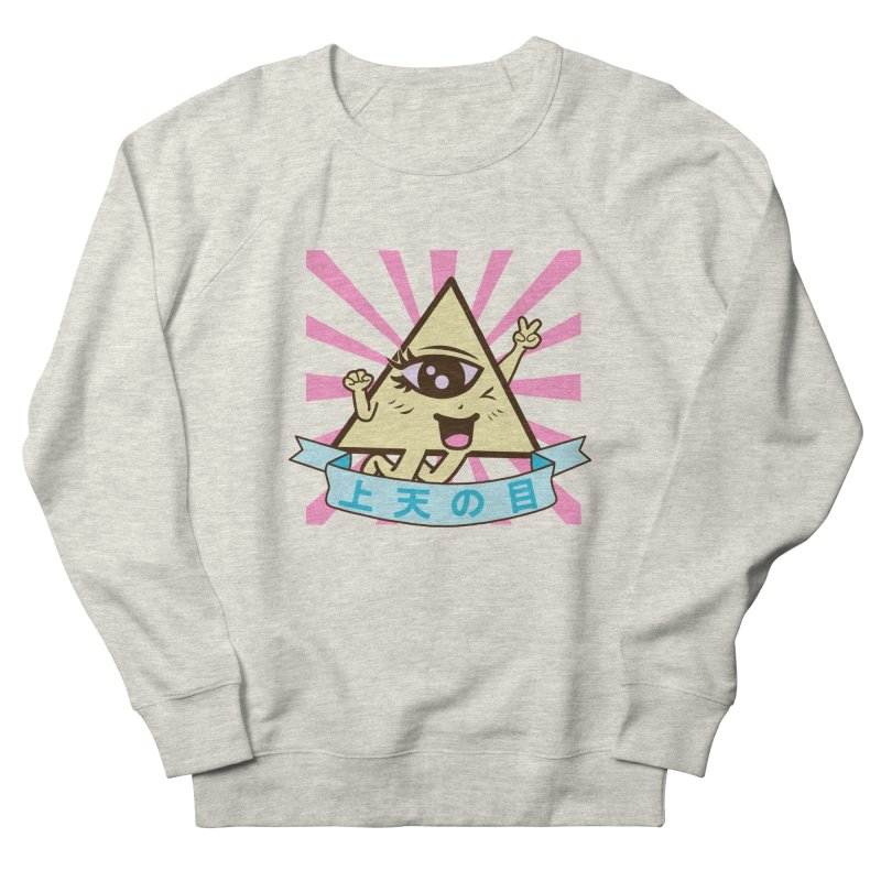 Kawaii of Providence Women's French Terry Sweatshirt by Thirty Silver