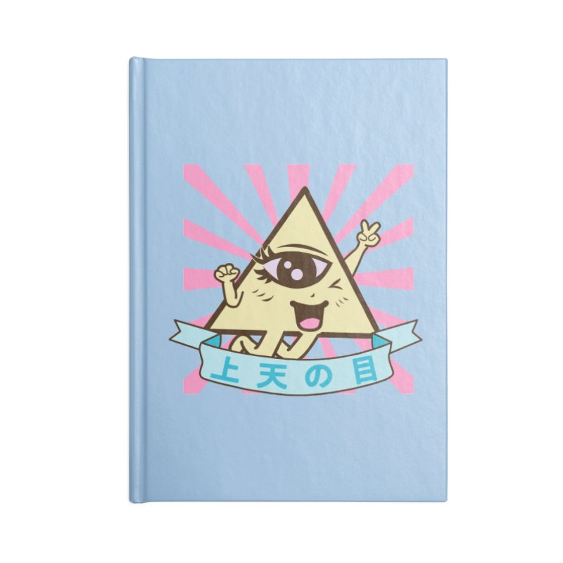 Kawaii of Providence Accessories Blank Journal Notebook by Thirty Silver
