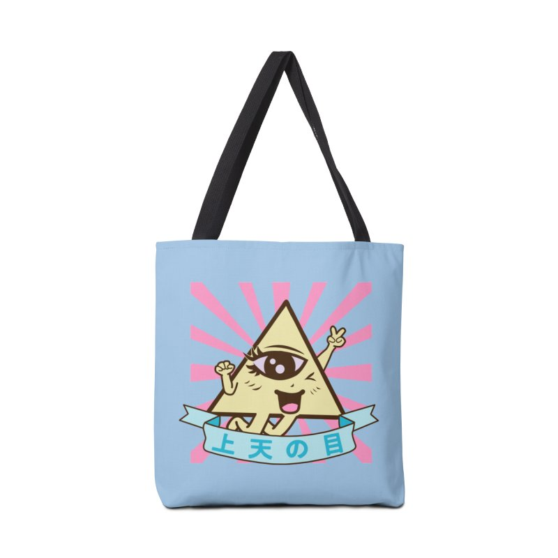 Kawaii of Providence Accessories Tote Bag Bag by Thirty Silver