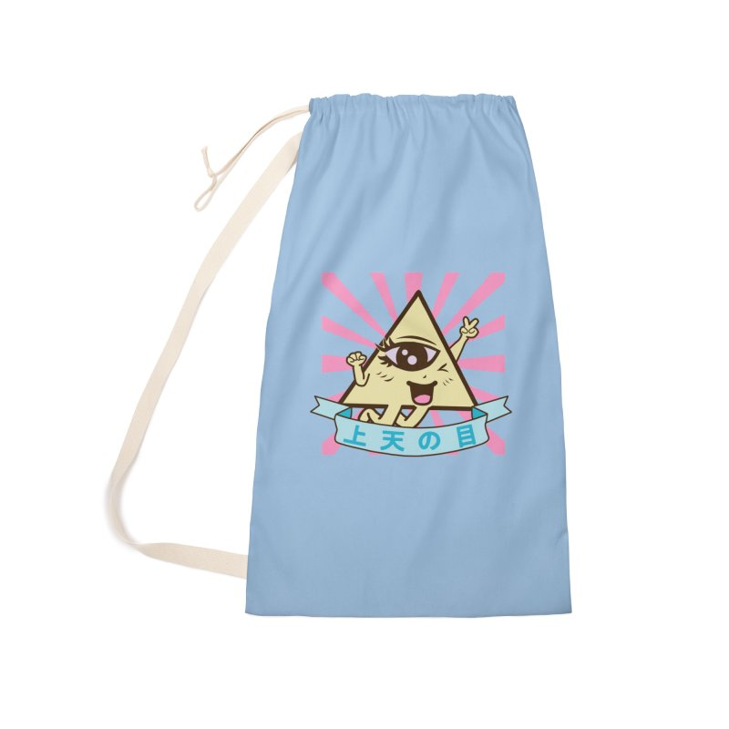 Kawaii of Providence Accessories Laundry Bag Bag by Thirty Silver