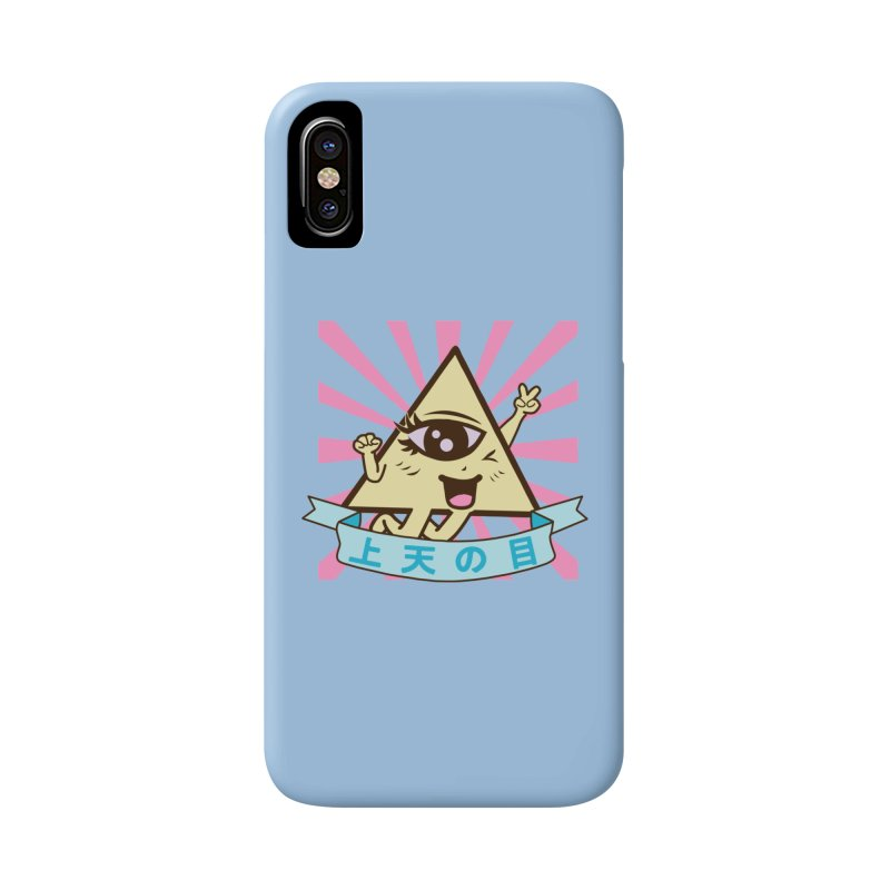 Kawaii of Providence Accessories Phone Case by Thirty Silver