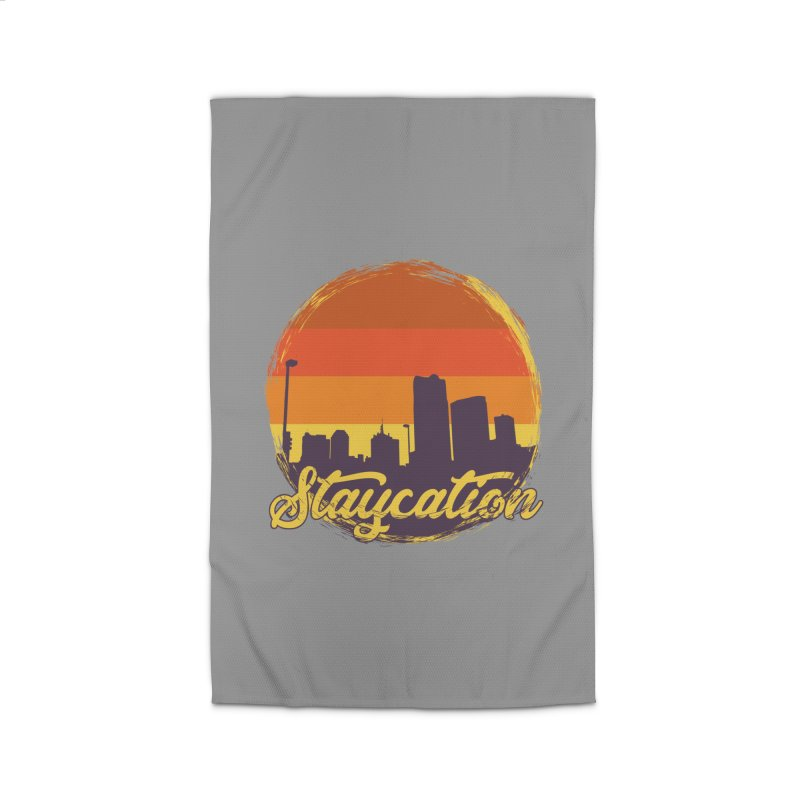 Staycation Home Rug by Thirty Silver