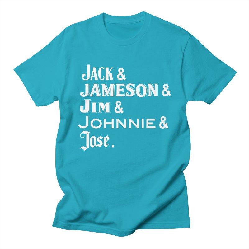 Happy Friends Women's Regular Unisex T-Shirt by Thirty Silver