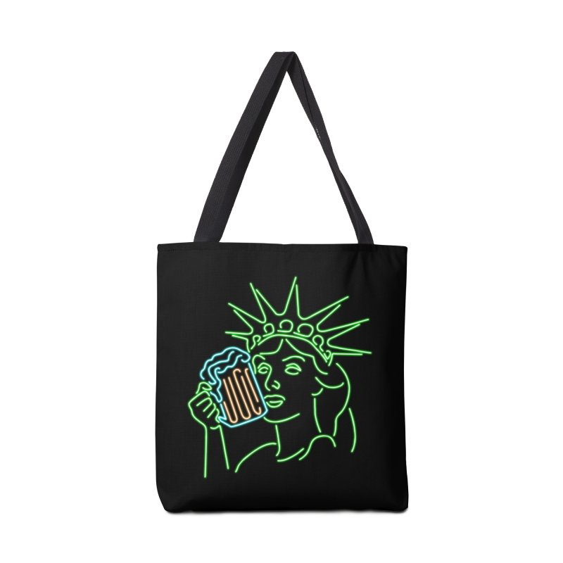 LiBEERty Accessories Tote Bag Bag by Thirty Silver