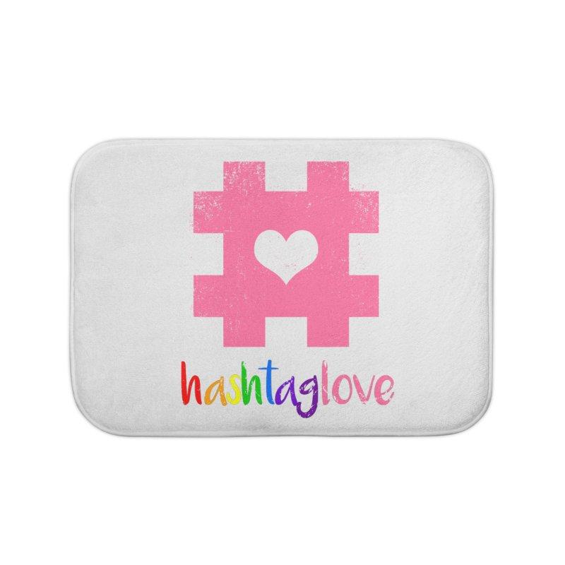 hashtaglove Home Bath Mat by Thirty Silver