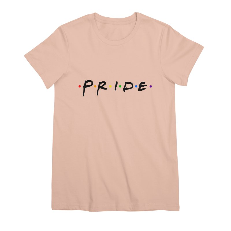 Pride Women's Premium T-Shirt by Thirty Silver