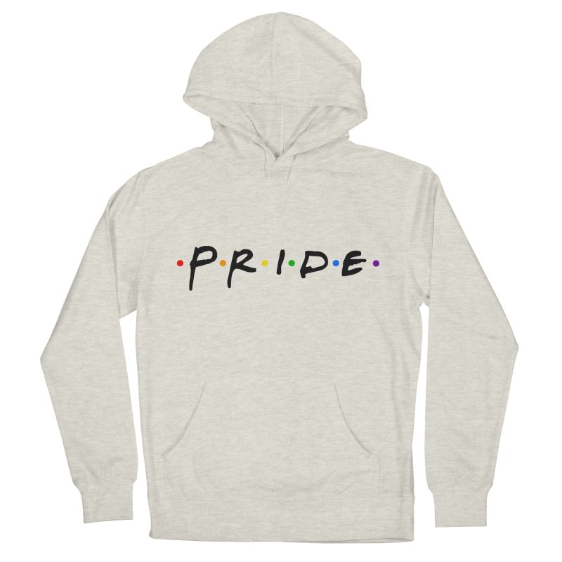 Pride Men's French Terry Pullover Hoody by Thirty Silver