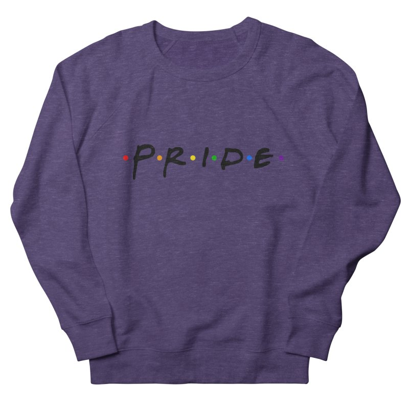 Pride Men's French Terry Sweatshirt by Thirty Silver
