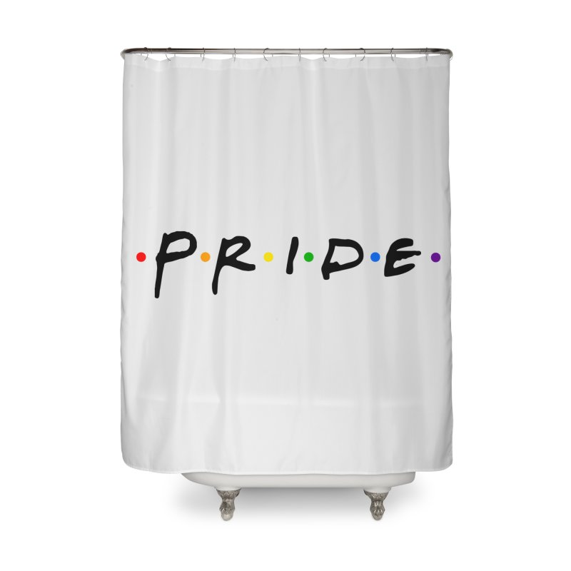 Pride Home Shower Curtain by Thirty Silver
