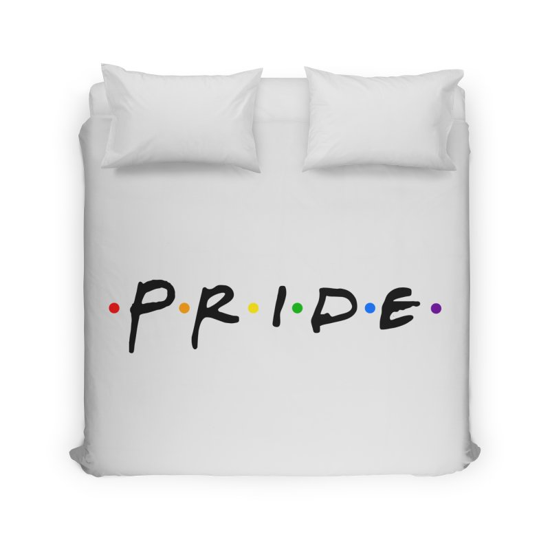 Pride Home Duvet by Thirty Silver
