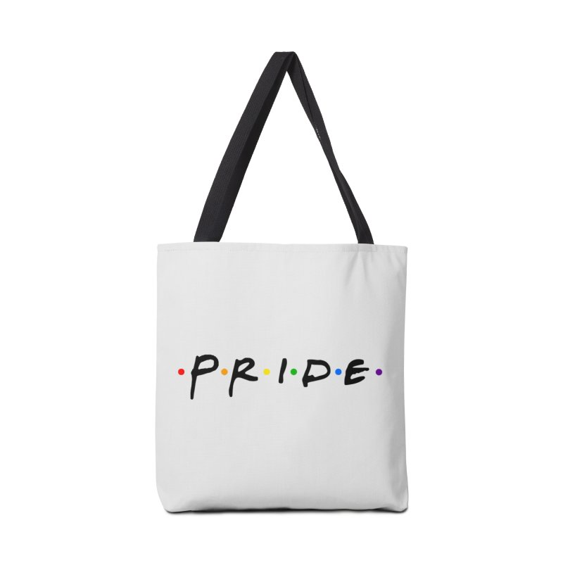 Pride Accessories Tote Bag Bag by Thirty Silver