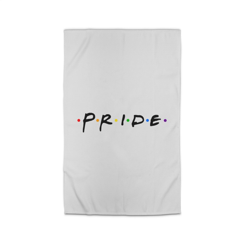 Pride Home Rug by Thirty Silver